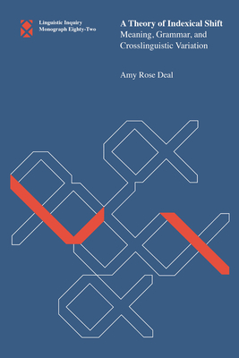 Cover for A Theory of Indexical Shift