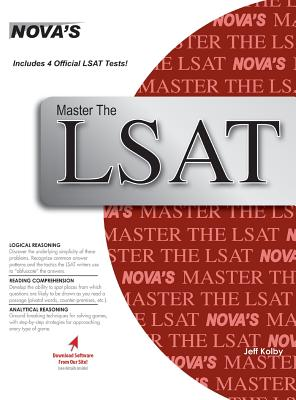 Master The LSAT: Includes 2 Official LSATs! Cover Image