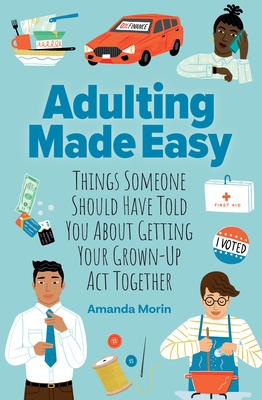 Cover for Adulting Made Easy