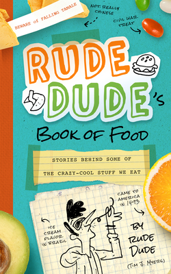 Cover for Rude Dude's Book of Food
