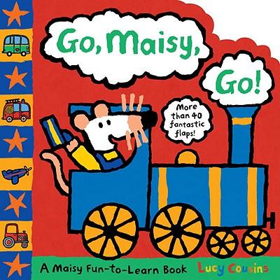 Go, Maisy, Go! Cover