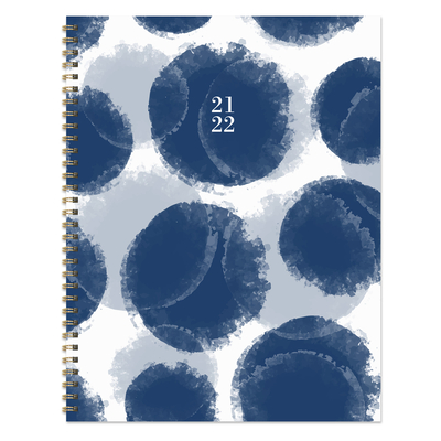 Cal 2022- Paint Spots Academic Year Planner Cover Image
