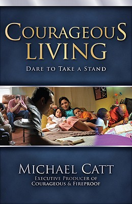 Courageous Living Cover