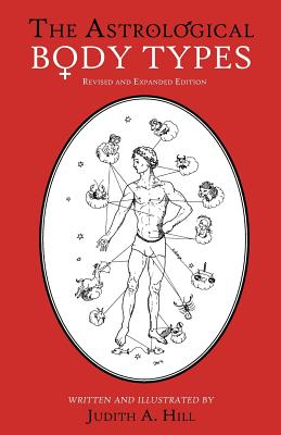 The Astrological Body Types: Face, Form and Expression Cover Image