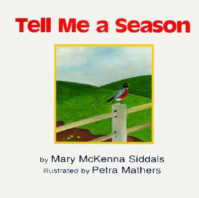 Tell Me a Season Cover