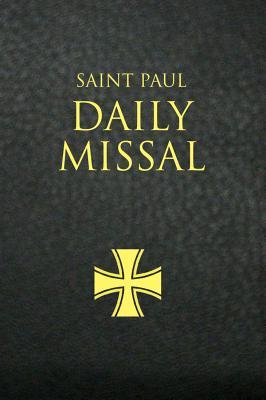 Saint Paul Daily Missal (Black) Cover Image