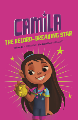 Camila the Record-Breaking Star Cover Image