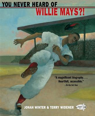 You Never Heard of Willie Mays?! cover image