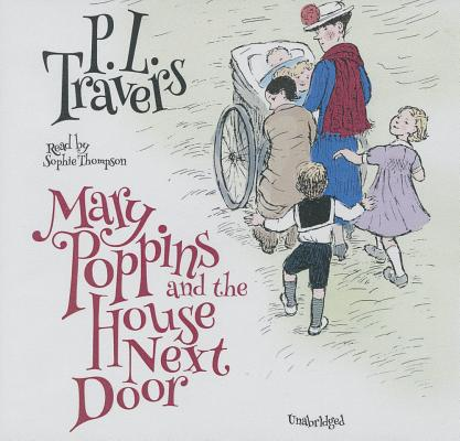 Mary Poppins and the House Next Door Cover Image