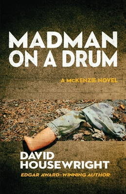 Cover for Madman on a Drum