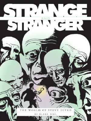 Cover for Strange and Stranger