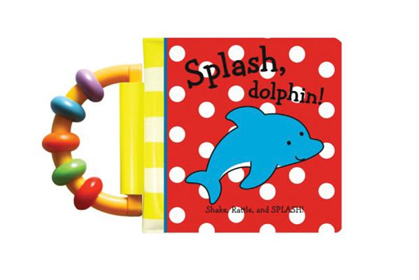 Splash, Dolphin! Cover Image