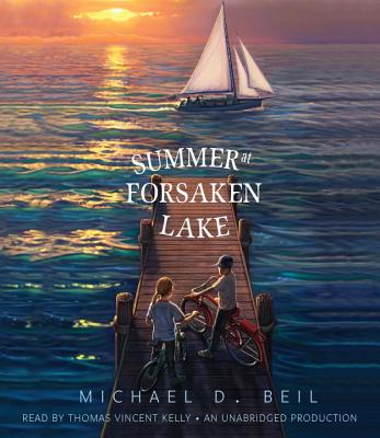 Summer at Forsaken Lake Cover Image