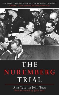 Cover for The Nuremberg Trial