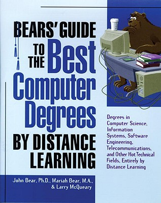 Bears' Guide to the Best Computer Degrees by Distance Learning Cover