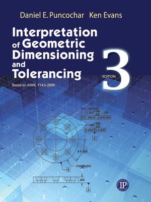 Interpretation of Geometric Dimensioning and Tolerancing Cover Image