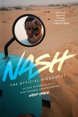 Nash: The Official Biography Cover Image