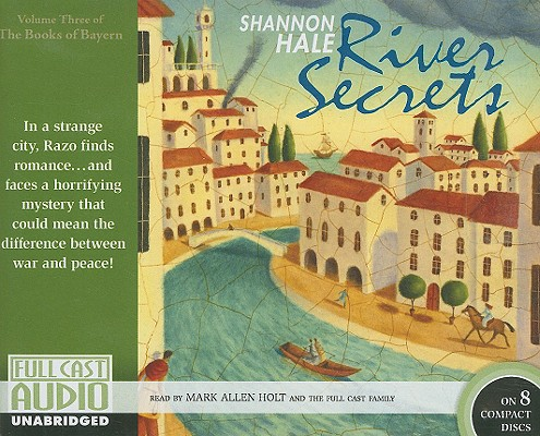 Cover for River Secrets (Books of Bayern #3)