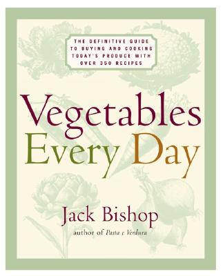 Vegetables Every Day Cover