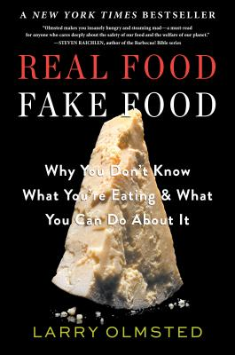 Cover for Real Food/Fake Food