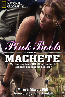 Pink Boots and a Machete Cover