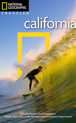 National Geographic Traveler: California, 4th Edition Cover Image