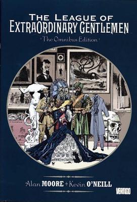 League of Extraordinary Gentlemen Omnibus Cover Image