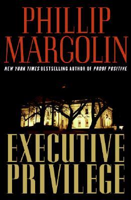 Executive Privilege Cover