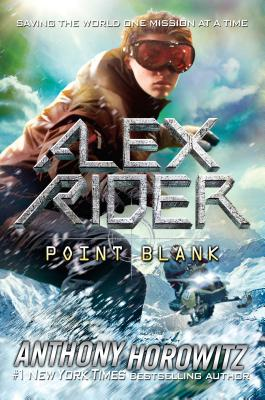 Point Blank (Alex Rider #2) Cover Image