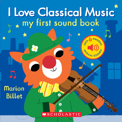 I Love Classical Music (My First Sound Book) Cover Image