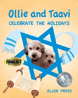 Ollie and Taavi Celebrate the Holidays Cover