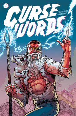 Curse Words, Volume 1 Cover