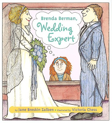 Brenda Berman, Wedding Expert Cover