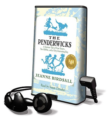The Penderwicks: A Summer Tale of Four Sisters, Two Rabbits, and a Very Interesting Boy [With Headphones] Cover Image