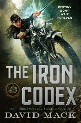 The Iron Codex: A Dark Arts Novel Cover Image