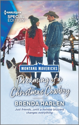 Dreaming of a Christmas Cowboy Cover Image