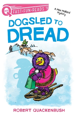 Cover for Dogsled to Dread