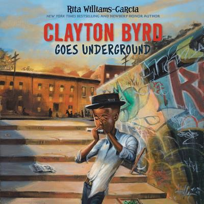 Clayton Byrd Goes Underground Cover Image