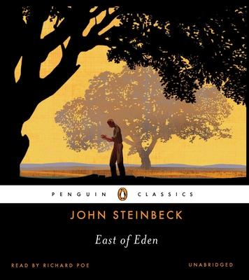 East of Eden (Penguin Audio Classics) Cover Image