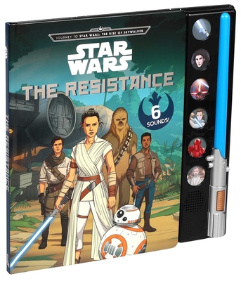 Journey to Star Wars: The Rise of Skywalker: The Resistance (Lightsaber Sound Books) Cover Image