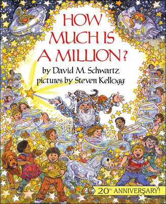 How Much Is a Million? (Reading Rainbow Books) Cover Image