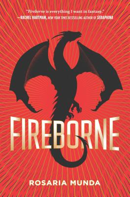 Fireborne (THE AURELIAN CYCLE #1) Cover Image