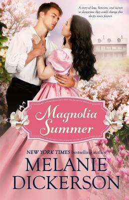 Magnolia Summer: A Southern Historical Romance (Southern Seasons #1) Cover Image