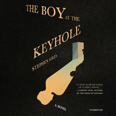 The Boy at the Keyhole Lib/E Cover Image