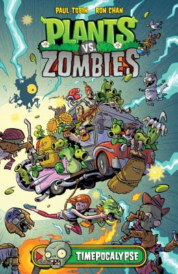 Plants vs. Zombies Volume 2: Timepocalypse Cover Image