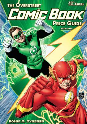 Overstreet Comic Book Price Guide Volume 48 Cover Image