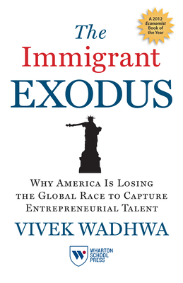 The Immigrant Exodus Cover