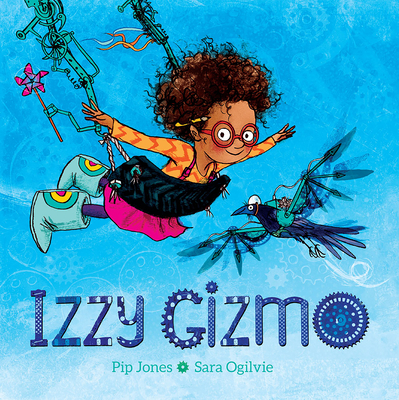 Izzy Gizmo Cover Image