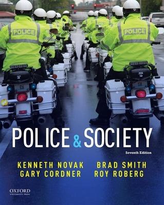 Police & Society Cover Image