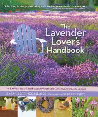 The Lavender Lover's Handbook Cover
